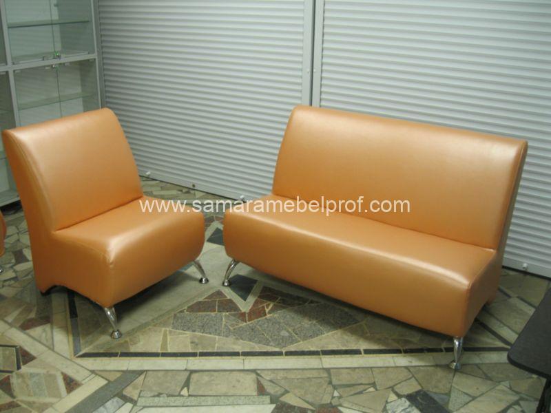 Заказывайте диваны для офиса в компани «СамараМебельПроф»