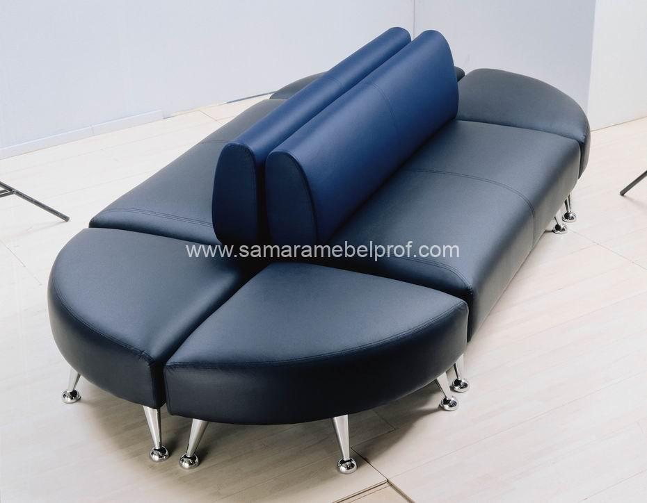 Заказывайте модульную мягкую мебель для общественных пространств и учреждений в «СамараМебельПроф»