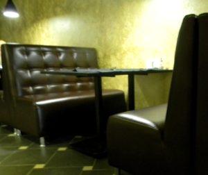 Стол на двойном подстолье